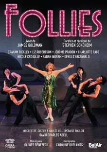 Stephen Sondheim (geb. 1930): Follies, DVD