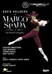 Bolshoi Ballett: Marco Spada, DVD