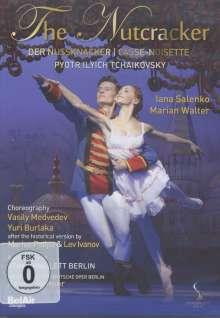 Staatsballett Berlin: Der Nußknacker, DVD