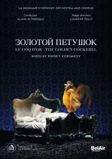 Nikolai Rimsky-Korssakoff (1844-1908): Der goldene Hahn, DVD
