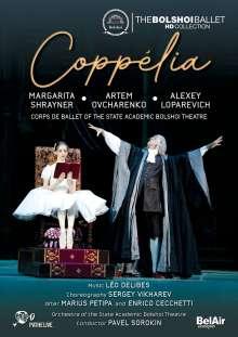 Bolshoi Ballett: Coppelia, DVD