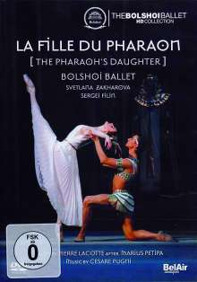 Bolshoi Ballett:La Fille du Pharaon (Cesare Pugni), DVD