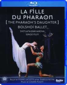 Bolshoi Ballett:La Fille du Pharaon (Cesare Pugni), Blu-ray Disc