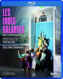 Jean Philippe Rameau (1683-1764): Les Indes Galantes, Blu-ray Disc