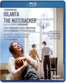 Peter Iljitsch Tschaikowsky (1840-1893): Der Nußknacker op.71, Blu-ray Disc