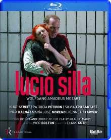 Wolfgang Amadeus Mozart (1756-1791): Lucio Silla, Blu-ray Disc