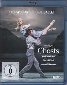 Norwegian National Ballet: Ibsen's Ghost, Blu-ray Disc