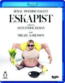 The Royal Swedish Ballet: Eskapist, Blu-ray Disc