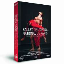 Ballet de l'Opera National de Paris - 3 Ballette, 3 DVDs