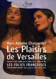 Marc-Antoine Charpentier (1643-1704): Les Plaisirs de Versailles, DVD
