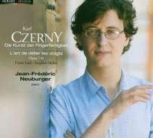 Carl Czerny (1791-1857): Die Kunst der Fingerfertigkeit op.740, CD