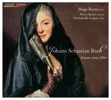 Johann Sebastian Bach (1685-1750): Flötensonaten BWV 1030,1033-1035, CD