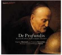 De Profundis, CD