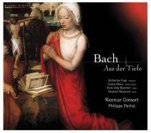 Johann Sebastian Bach (1685-1750): Kantaten BWV 4,131,182, CD