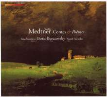 Nikolai Medtner (1880-1951): Lieder & Märchenerzählungen, CD