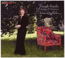 Joseph Haydn (1732-1809): Klaviersonaten H16 Nr.40 & 52, CD