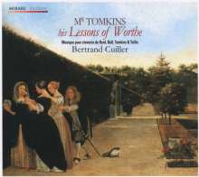 Bertrand Cuiller - Mr.Tomkins - his Lessons of Worthe, CD