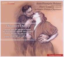Theodore Dubois (1837-1924): Fantasie-Stück für Cello & Orchester, CD