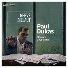Paul Dukas (1865-1935): Klavierwerke, CD