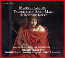 Reinhard Keiser (1674-1739): Markus-Passion, CD