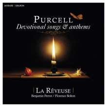 Henry Purcell (1659-1695): Devotional Songs & Anthems, CD