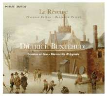 Dieterich Buxtehude (1637-1707): Triosonaten BuxWV 267, 272, 273 (Manuscrit Uppsala), CD