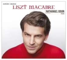 """Franz Liszt (1811-1886): Klavierwerke """"Macabre"""", CD"""