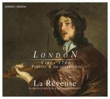 London Circa 1700, CD