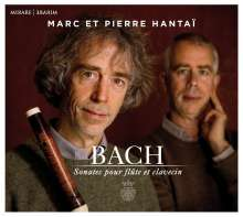 Johann Sebastian Bach (1685-1750): Flötensonaten BWV 1013,1030,1032,1035, CD
