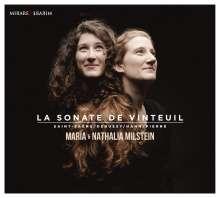 Maria & Nathalia Milstein - La Sonate de Vinteuil, CD