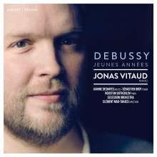 Claude Debussy (1862-1918): Claude Debussy - Jeunes Annees, 2 CDs