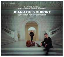 Jean-Louis Duport (1749-1819): Cellokonzerte Nr.1,4,5, CD