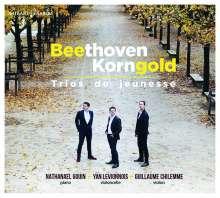 Ludwig van Beethoven (1770-1827): Klaviertrios Nr.1 & 3, CD