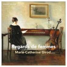 Marie-Catherine Girod - Regards de femmes, CD