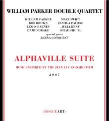 William Parker (geb. 1952): Alphaville Suite, CD