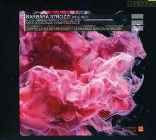 Barbara Strozzi (1619-1677): Virtuosissima Compositrice, CD