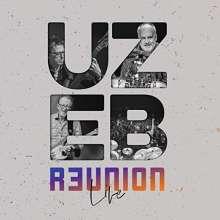 Uzeb: R3union Live, CD