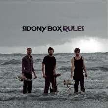 Sidony Box: Rules (CD + DVD), 2 CDs