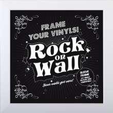 LP Frame - weiß, Merchandise