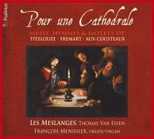 Les Meslanges - Pour une Cathedrale, CD