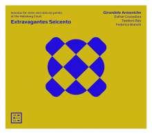 Extravagantes Seicento - Sonaten am Habsburger Hof, CD