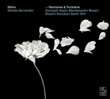 Zefiro Ensemble - Harmonie & Tucherie, CD