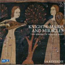 Knights, Maids and Miracles, 5 CDs