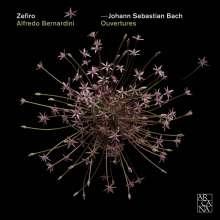 Johann Sebastian Bach (1685-1750): Orchestersuiten Nr.1,3,4, CD