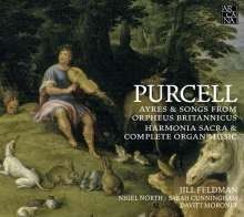 Henry Purcell (1659-1695): Ayres & Songs aus Orpheus Britannicus / Harmonia Sacra / Sämtliche Orgelwerke, 2 CDs