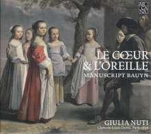Giulia Nuti - Le Coeur & L'Oreille, CD