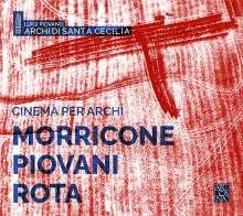 Cinema Per Archi - Morricone / Piovani / Rota, CD
