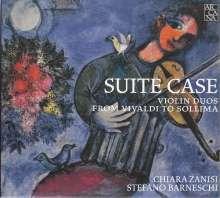 Chiara Zanisi & Stefano Barneschi - Suite Case, CD