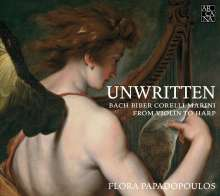 Unwritten - From Violin to Harp, CD