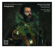 Maria Cristina Kiehr - Imaginario (De un Libro de Musica de Vihuela), CD